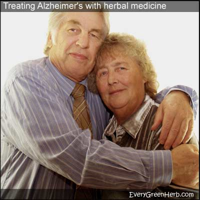 Herbs can slow the progression of Alzheimers Disease