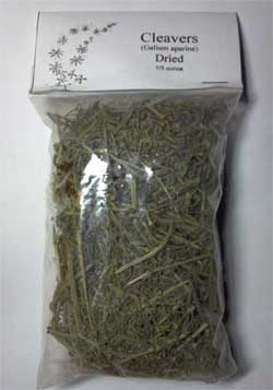 Buy Dried Cleavers For Use In Home Remedies Free Shipping